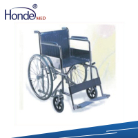 hospital equipment toilet wheelchair/commode chair with