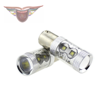 Wholesale vehicle led BAY15D CR EE XBD 50W LED brake lights 1156 P21W 1157 P21/5W LED BA15S car led tuning