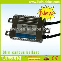 Liwin china famous brand new good quality HID Canbus ballast X5 55W auto tail light car light tractor headlights