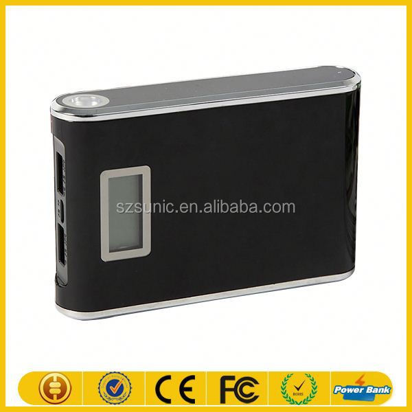Hot sale new items universal external power bank for samsung galaxy tab