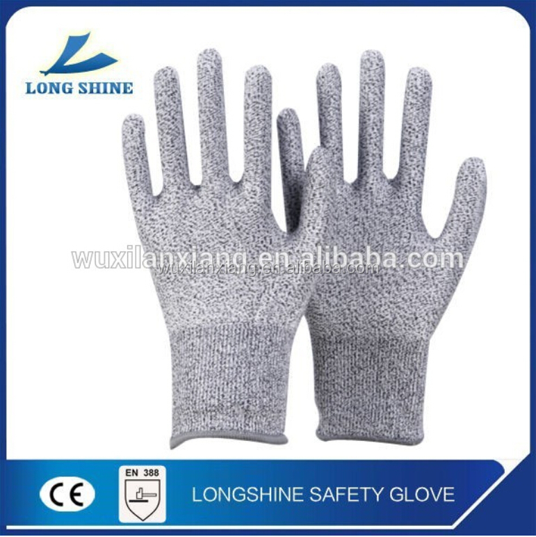 13G Cut Resistant Level 5 High Performance hand Protection Safety Glove