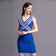 Woman bandage dresses sexy short mini night dress from china market fashion dress