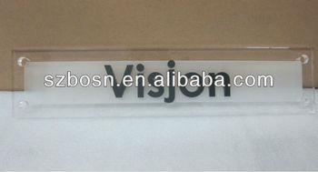 Acrylic Wall Sign,Perspex Office Sign,Plexiglass Floor Sign