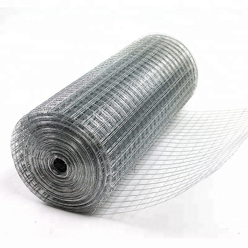 8 Gauge Galvanized Welded Wire Mesh