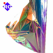 BOPET Dichroic Cellophane Iridescent Film for Art Design