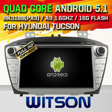 WITSON ANDROID 4.2 HYUNDAI IX35 AUTO GPS NAVIGATION WITH RAM 8GB FLASH BLUETOOTH STEERING WHEEL SUPPORT