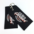 High Quality Keychain Manufacturers In China, Embroidered Keychain, Promotion Keychain