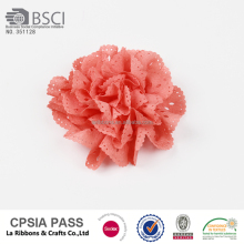 Wholesale low moq artificial shabby chiffon daisy flower