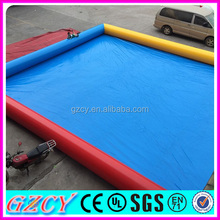 Family inflatable Pool Square,inflatable swimming pool.largest inflatable pool