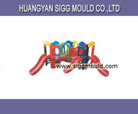 Kids play equipment blowing mould maker