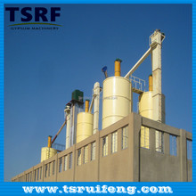 gypsum powder plant machinery