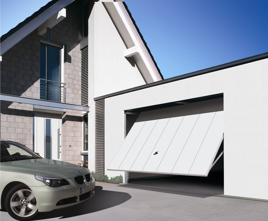 Automatic good quality sectional Garage Doors