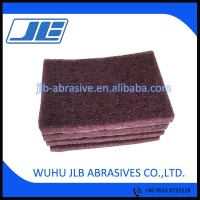 High quality reasonable price abrasive tool industrial scouring pad for polishing and deburring