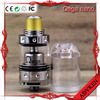 2016 wholesale rebuildable RTA atomizer, Omega Nano RTA atomizer with dual big post for alll DIY atomizers
