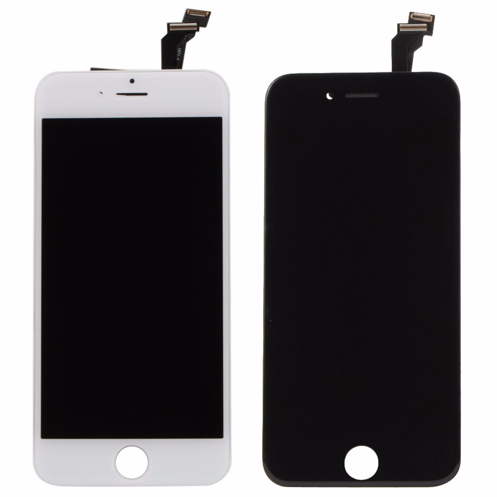 "Cold Glue No Dead Pixel LCD For Pantalla iPhone 6 Display with 4.7"" Touch screen Digitizer Assembly Replacement"