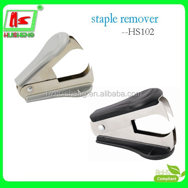 hot novelty items plastic scratch staple remover, novelty staple remover