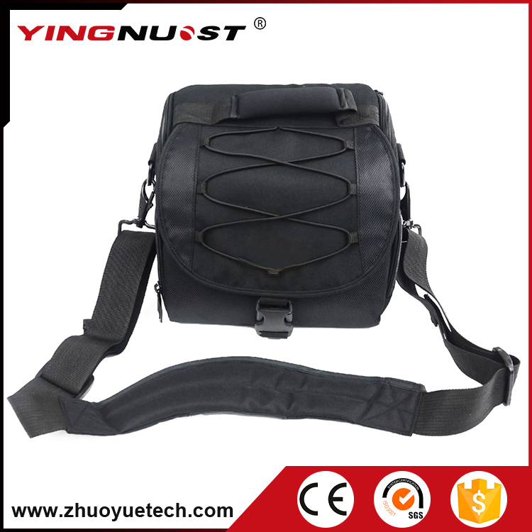 2016 China OEM ODM Used dslr Cameras for Sale Fabric Camera Bag Waterproof Camera Case Bag Travel Shoulder Bag for Canon Nikon