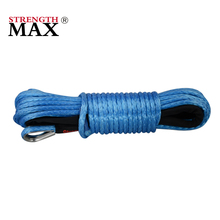JL winch cable line synthetic rope for vehicle car UTV