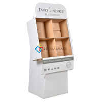 store point of sale cardboard display stand / POP up cardboard display stand for Retail