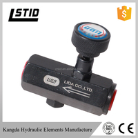KC series hydraulic flow control valve