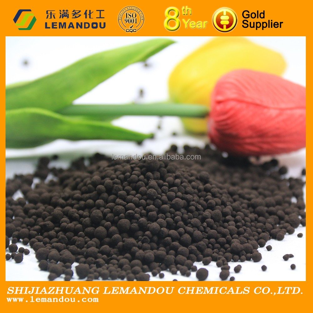Humic Acid Plus Amino Compound NPK Fertilizer for Agriculture Use