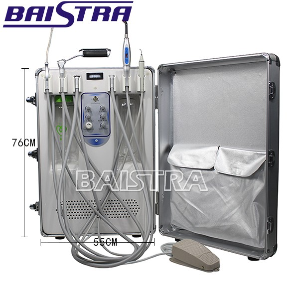 BD-406 Portable Dental Unit and Chair with CE Approved