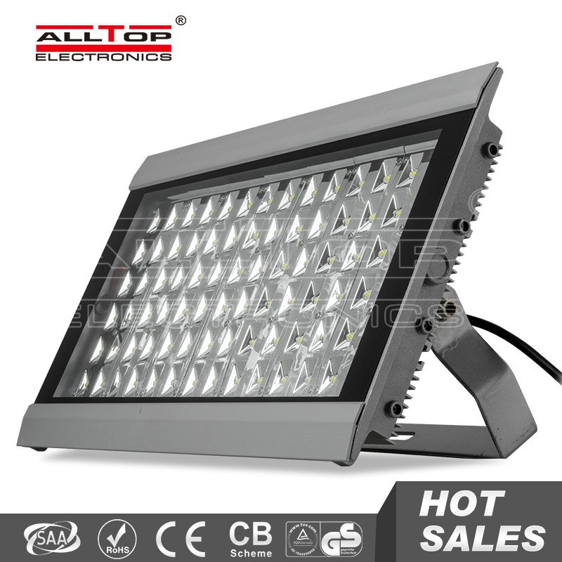 Portable waterproof outdoor 84w led stage flood light