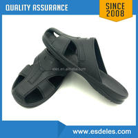 OEM Workshop Dust-free Leather Cleanroom ESD anti-static clean room boots