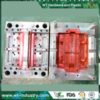 Professional custom car part mold hot runner mould making factory in China