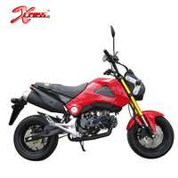 Chinese Cheap 110CC Motorcycles 110cc Sports Motorcycle MSX 110 Monkey bike For Kids For Sale Monkey110