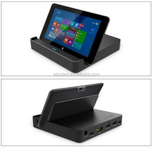 4K Resolution Type C Docking Station with Power Delivery for Laptop