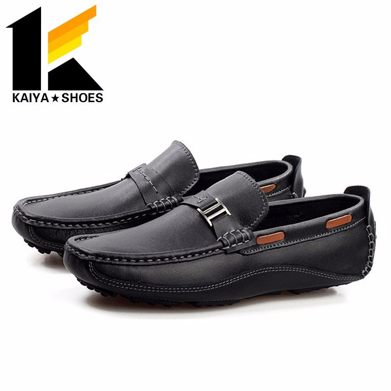 FASHION TRADITIONAL HANDMADE SOFT GENUINE LEATHER MAN'S SHOES
