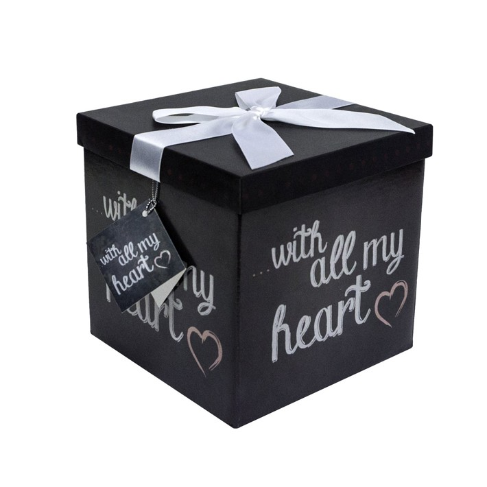 Custom Printed Brand Name Cheap Wedding Cake Boxes
