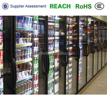 supermarket glass door for display freezer room