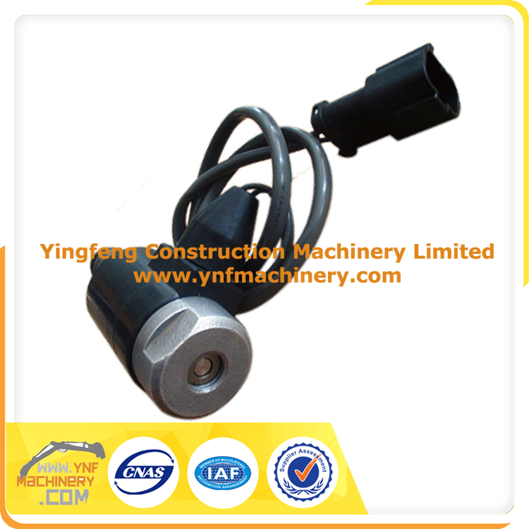 Best selling products Low price Solenoid valve / water solenoid valve 24v for Excavator