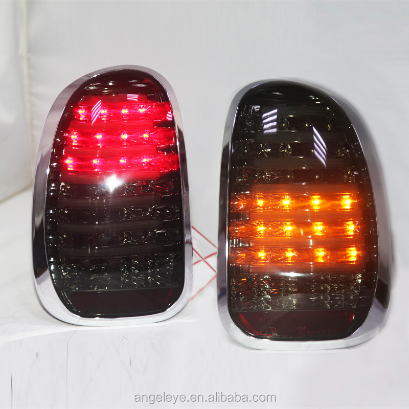 LED Tail Lamp 10-13 Year For BMW MINI COOPER COUNTRYMAN R60 Smoke Black Color LH