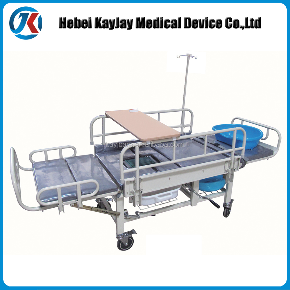 Alibaba china manufacturer household multifunctional hospital bed