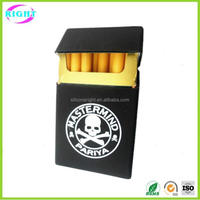 Promotion gift silicone case for cigarette