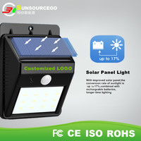 CE RoHS Approved Outdoor Solar Power