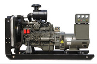export to Dubai and Iran 187.5kva engine diesel generator
