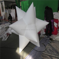 wholesale wedding inflatable decorations with LED stars