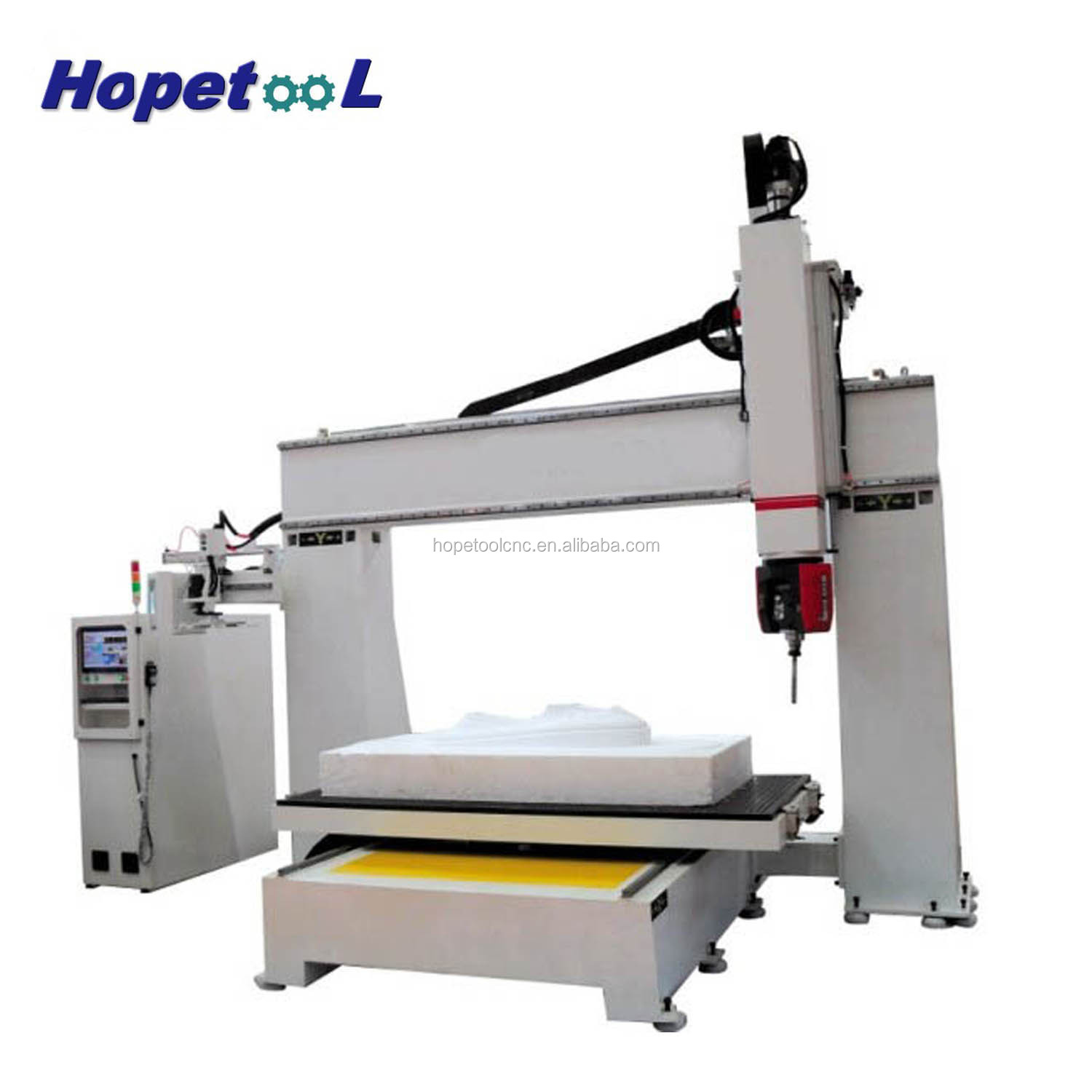 High precision reasonable price 5-axis cnc machine