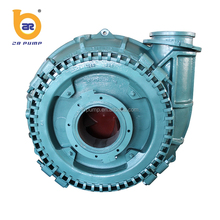 heavy duty horizontal centrifugal dry sand dredge pump for sale