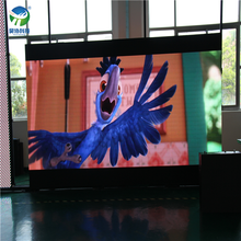 Best effect full color rental P3 led screen indoor portable Stage Design led screen display