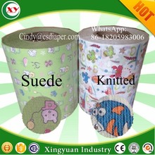 Quanzhou cheap fabric magic frontal tape for baby diaper raw material