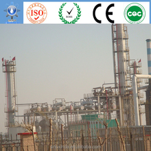 chemical industry distillation plant used engine oil recycling system