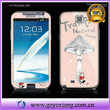 Hot Privacy Screen Protector For Samsung Galaxy Note 3 Clear Screen Protector