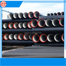 high stock Socket Spigot ductile iron pipe manufacturer