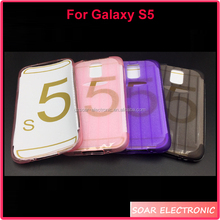 For Samsung galaxy S5 tpu case,glitter powder gel case for Samsung galaxy S5,cover case for Samsung galaxy S5