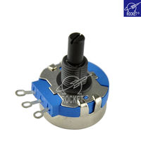 billet aluminum knobs potentiometer
